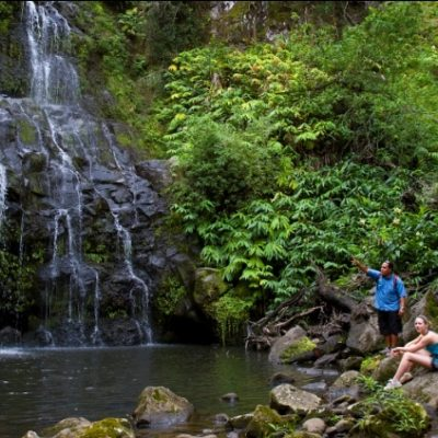 19. Kohala Waterfall Hike BI